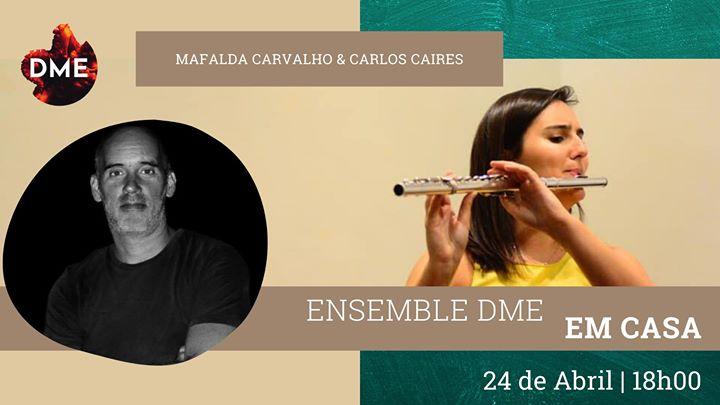 Ensemble DME em casa • Mafalda Carvalho