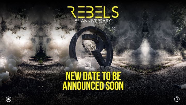 Rebels 5th Anniversary After Party