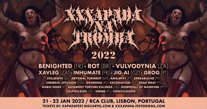 XXXAPADA na Tromba Festival 2022