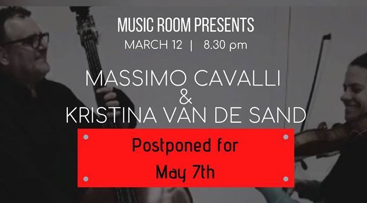 Massimo Cavalli & Kristina Van de Sand em Massiminimo
