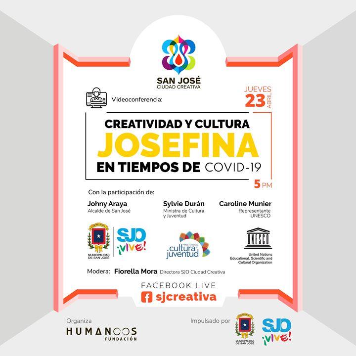 VC: Creatividad y Cultura Josefina en Tiempos de Covid-19