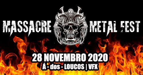 VI Massacre METAL FEST |2021