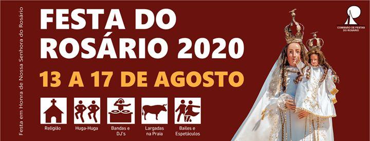 Festa do Rosário 2020