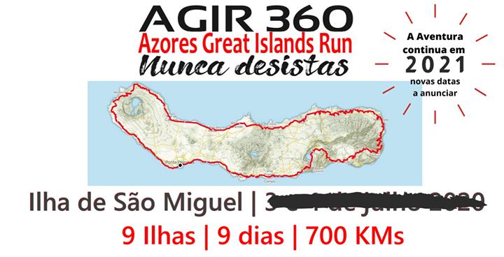 AGIR 360 - Volta à ilha de São Miguel