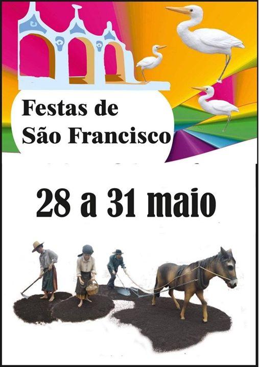 Festas De São Francisco 2020