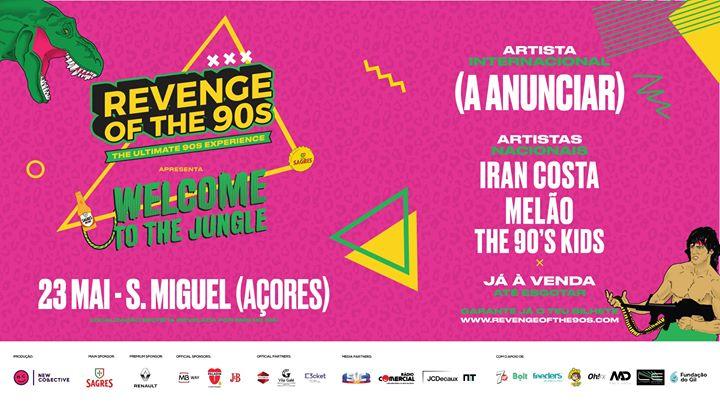 São Miguel (Açores) - Revenge of the 90's Tour 19/20