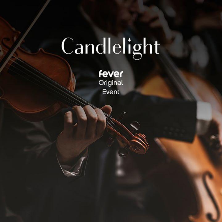 Candlelight: As melhores obras de Mozart (Orquestra)