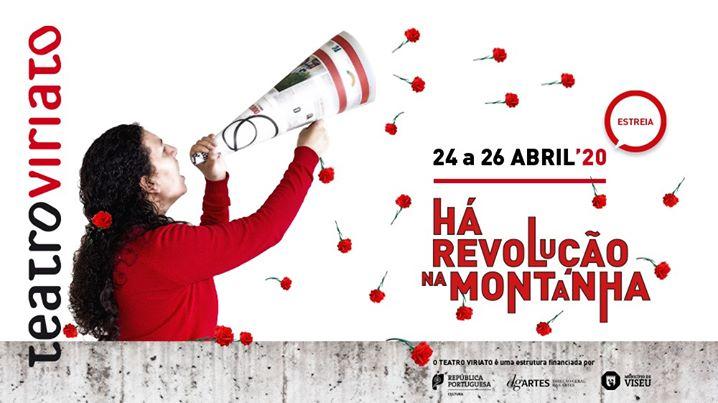 Há Revolução Na Montanha