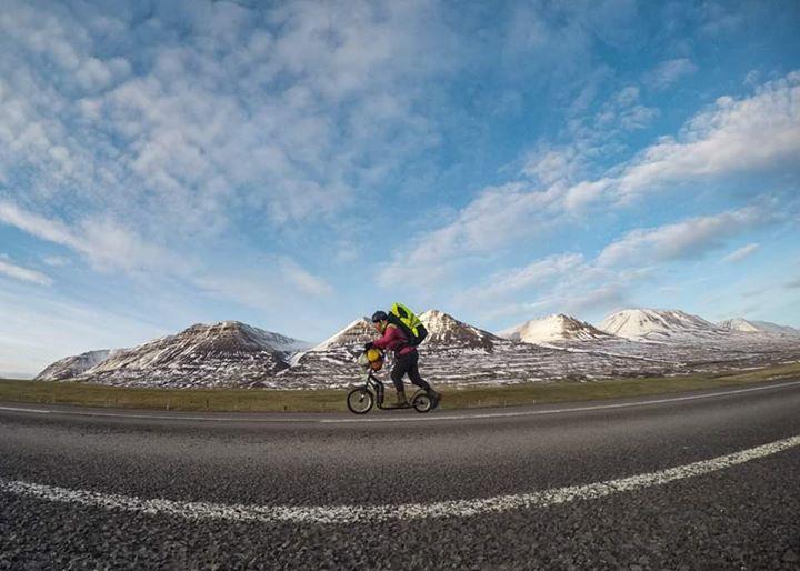 Tertúlia de Viagem | Volta à Islândia em Trotinete com Tânia Mux