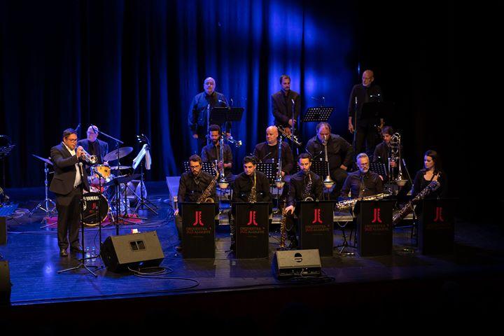 Beliche Jazz | Orquestra de Jazz do Algarve