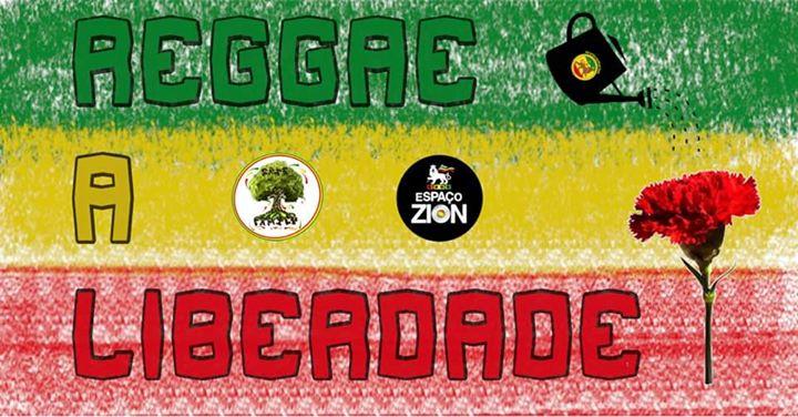 Reggae a Liberdade