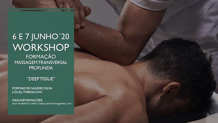 Workshop - Formação em Massagem Transversal Profunda