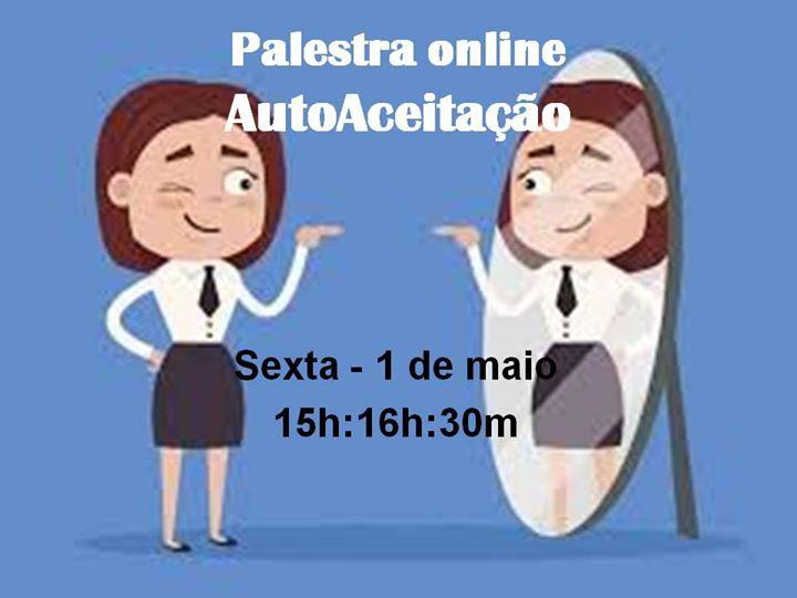 Palestra online AutoAceitação
