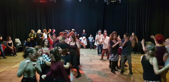Baile Folk com DJ Doppler e DJ Messidor | Trafaria