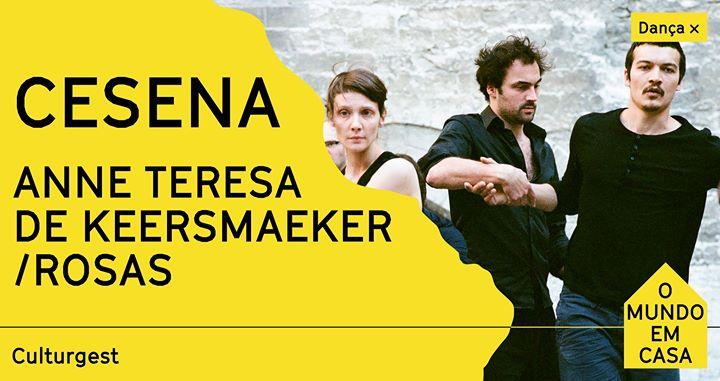Dia Mundial da Dança x Cesena