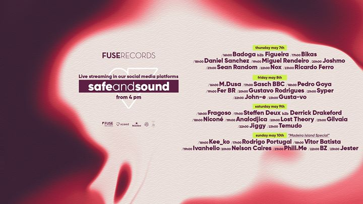 Fuse Records: #SafeAndSound