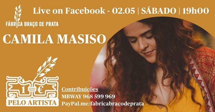 Camila Masiso | 1€ Pelo Artista