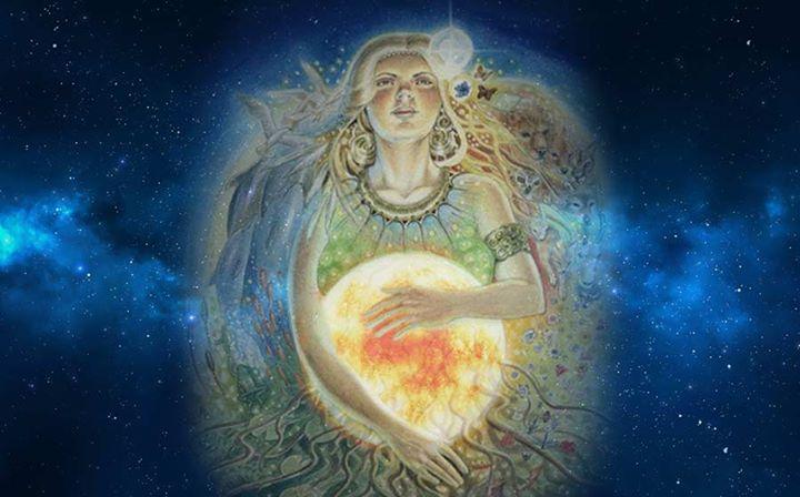 Ritual e Celebração de Litha - O Poder do Sol interior