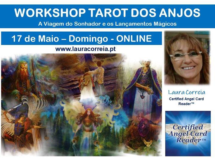 Online | Workshop Tarot dos Anjos – A Viagem do Sonhador