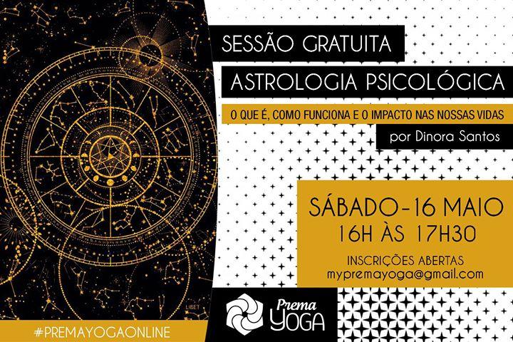 Sessão sobre Astrologia Psicológica