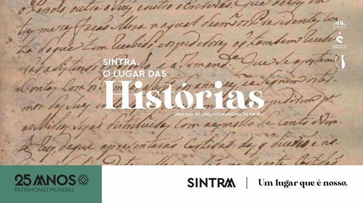 Open Day no Arquivo Municipal de Sintra   suspenso