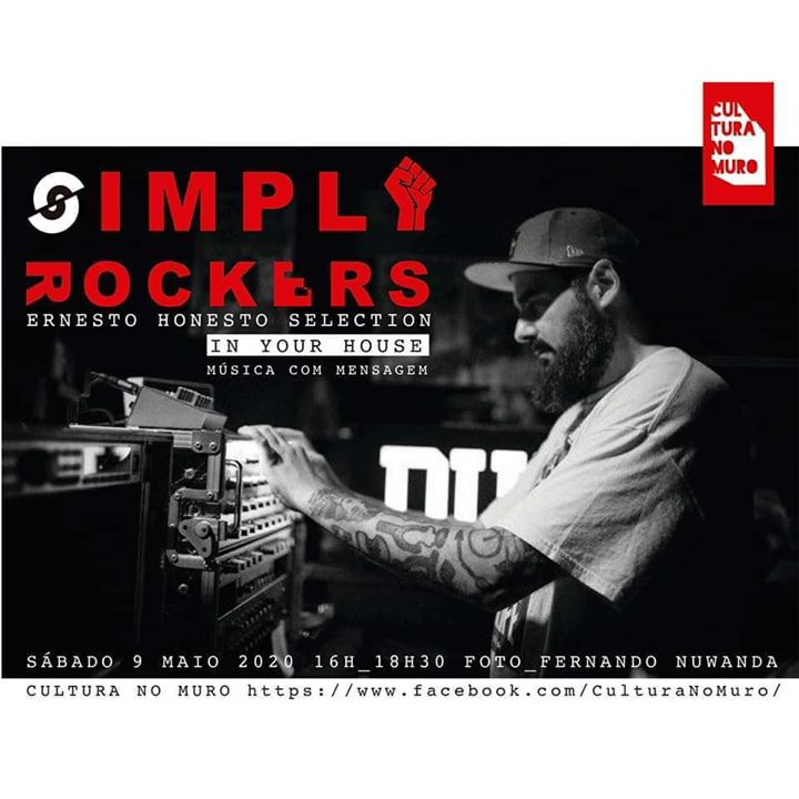 Simply Rockers Sound System LIVE 09.05
