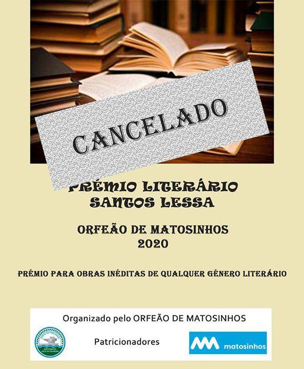 Prémio Literário Santos Lessa