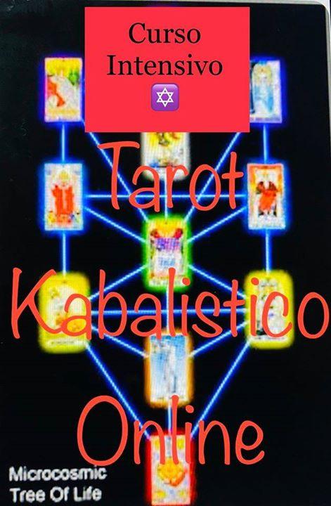 Curso intensivo Tarot Kabalistico