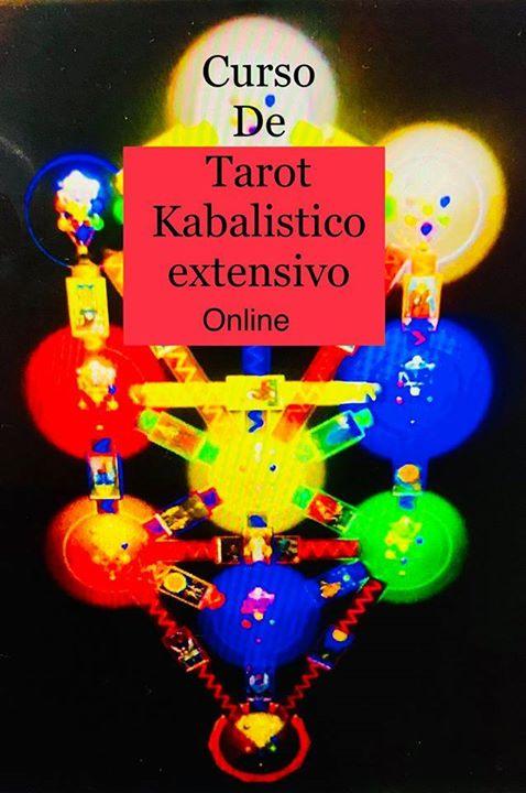 Curso extensivo Tarot Kabalistico