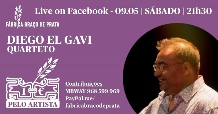 Diego el Gavi   1€ Pelo Artista
