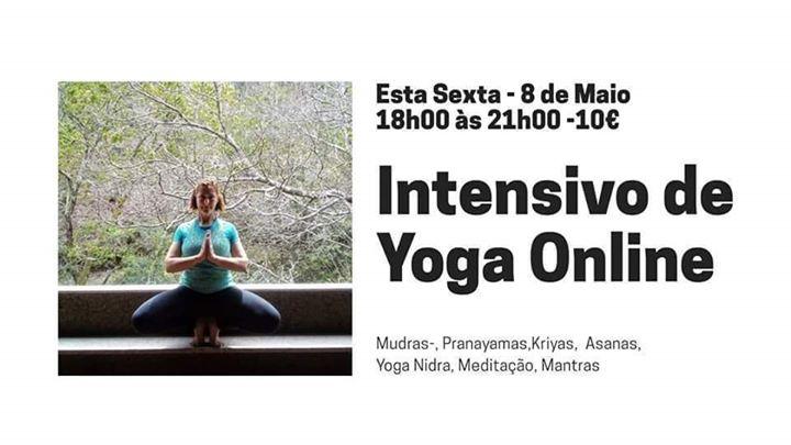 Intensivo de Yoga Online