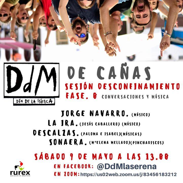 DdMDeCañas Sesión Desconfinamiento