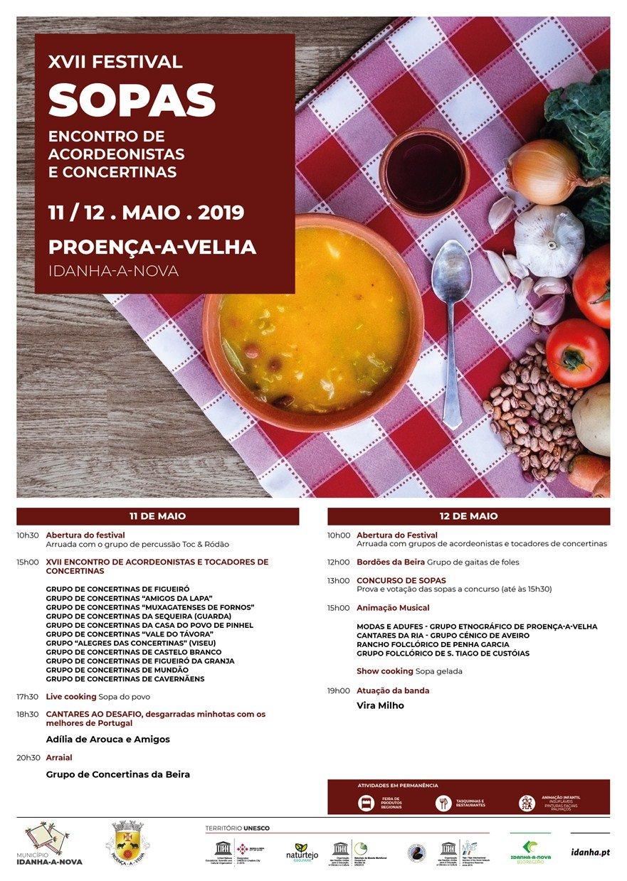 XVII Festival das Sopas Encontro de Acordeonistas e Concertinas