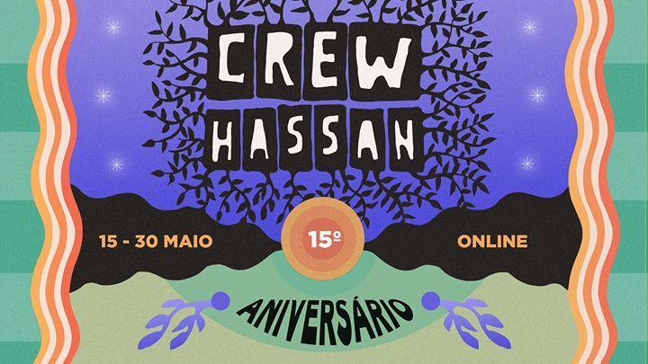 15º Aniversário CrewHassan