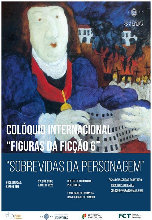 Colóquio Internacional 'Figuras da Ficção 6'