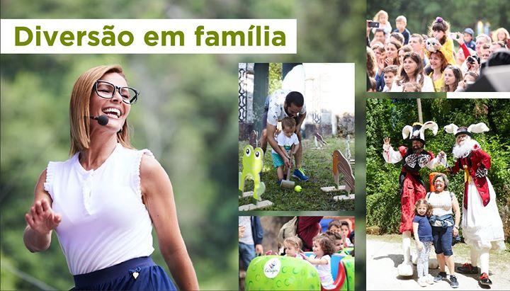 Festival infantil Catrapim na Mata do Bussaco