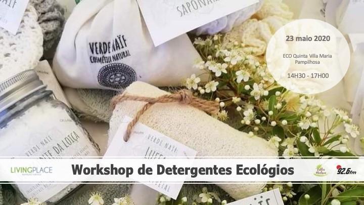 Adiado: Workshop Detergentes Ecológicos