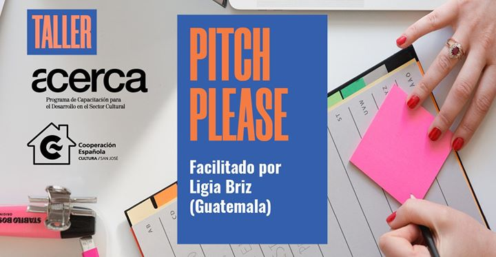 Taller Pitch Please