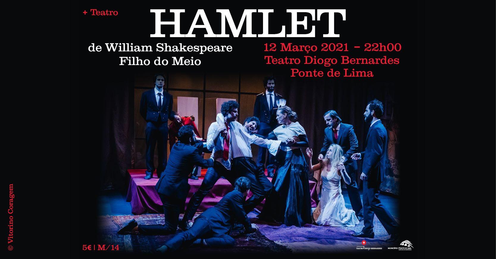 Hamlet, de William Shakespeare | Filho do Meio