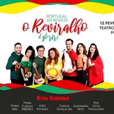 O Reviralho, Portugal em Revista é só rir!