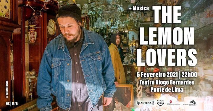 The Lemon Lovers - Teatro Diogo Bernardes   Ponte de Lima