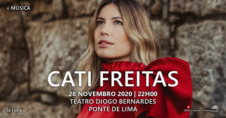 Cati Freitas   Teatro Diogo Bernardes - Ponte de Lima