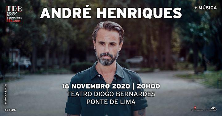 André Henriques   Cajarana - Teatro Diogo Bernardes