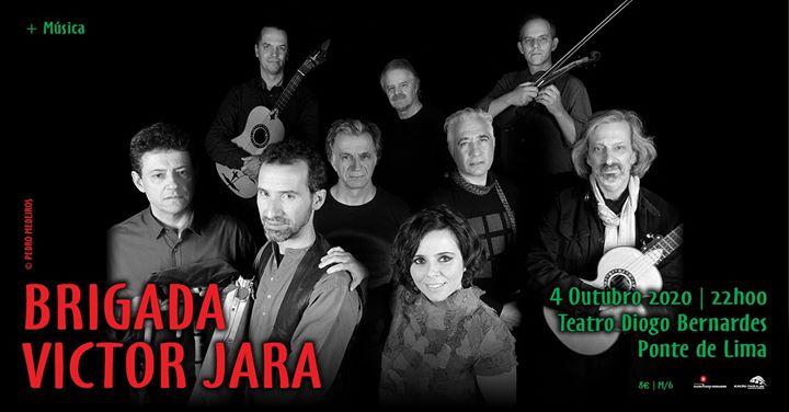 Brigada Victor Jara | Teatro Diogo Bernardes - Ponte de Lima
