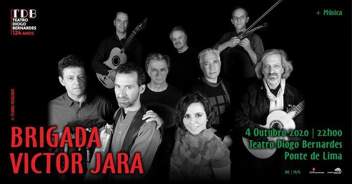 Brigada Victor Jara   Teatro Diogo Bernardes - Ponte de Lima