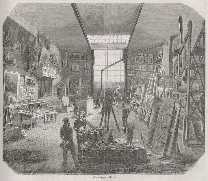 Economias de artista - Aula aberta no zoom