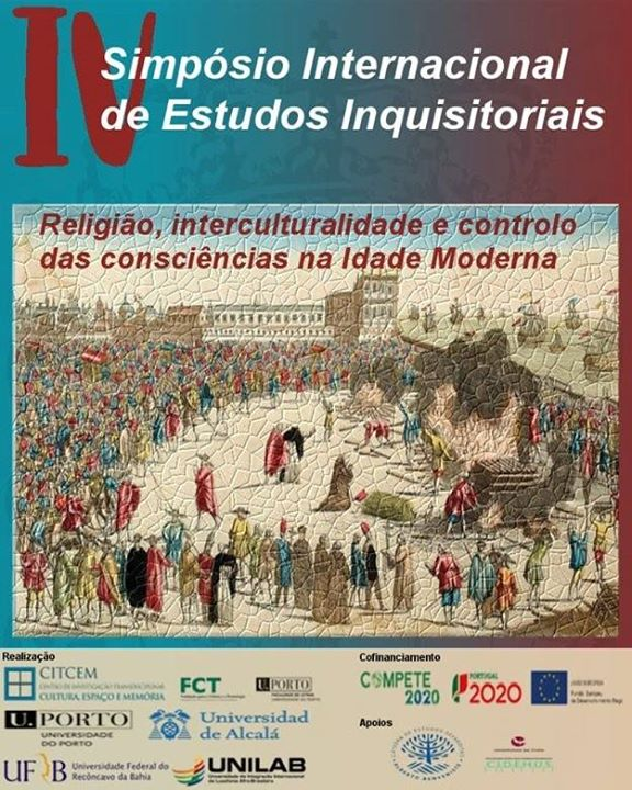 IV Simposio Internacional de Estudos Inquisitoriais