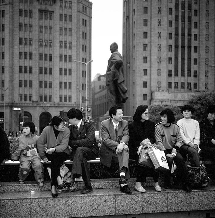 A China dos anos 80 _ Fotografias de Rui Ochoa