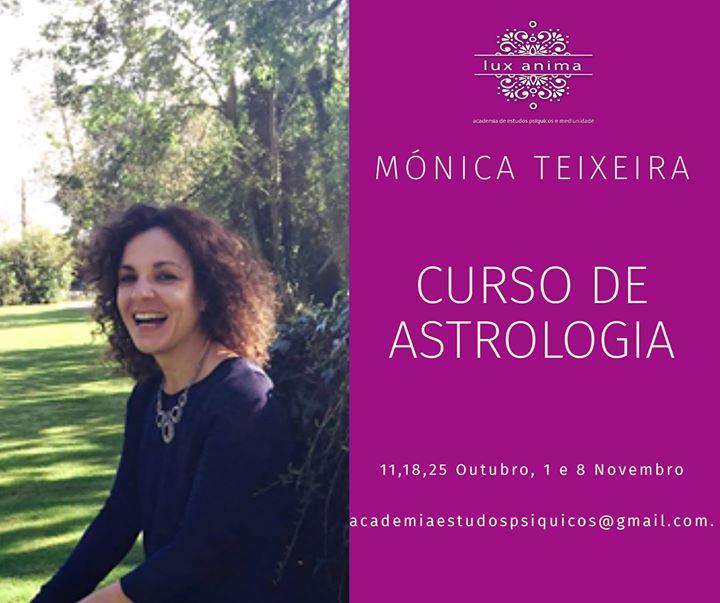 CURSO DE ASTROLOGIA - MÓNICA TEIXEIRA