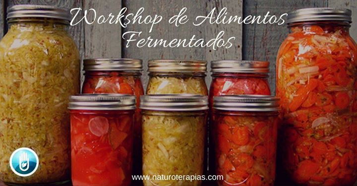 Workshop de Alimentos Fermentados